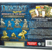 Descent, Stewards of the Sercret expansion