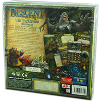 Descent, The Trollfens expansion