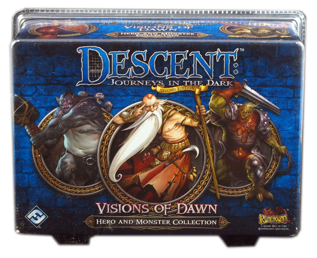 Descent, Vision of the Dawn Expansion