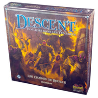 Descent, Les Chaines de la Rouille (French Edition)
