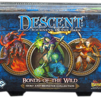 Descent, Bond of the Wild expansion