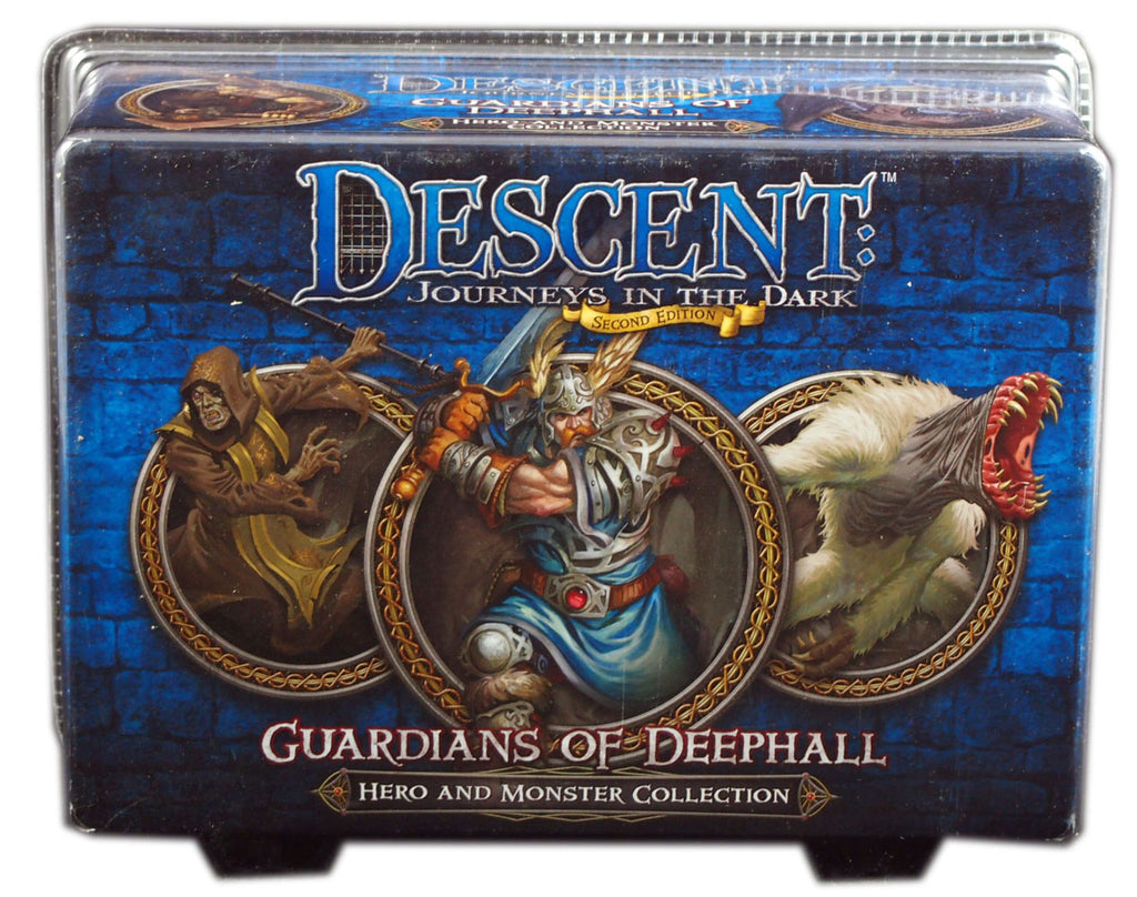 Descent, Guardians of Deephall Expansion