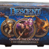 Descent, Oath of the outcast Expansion