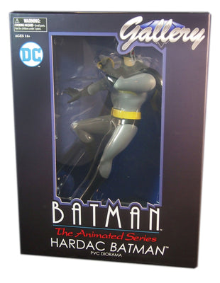 DC Comics Gallery, Hardac Batman