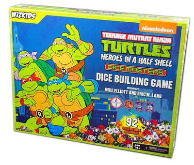 Dice Masters TMNT  Heroes in Half Shell Collector's Box (V.A,)
