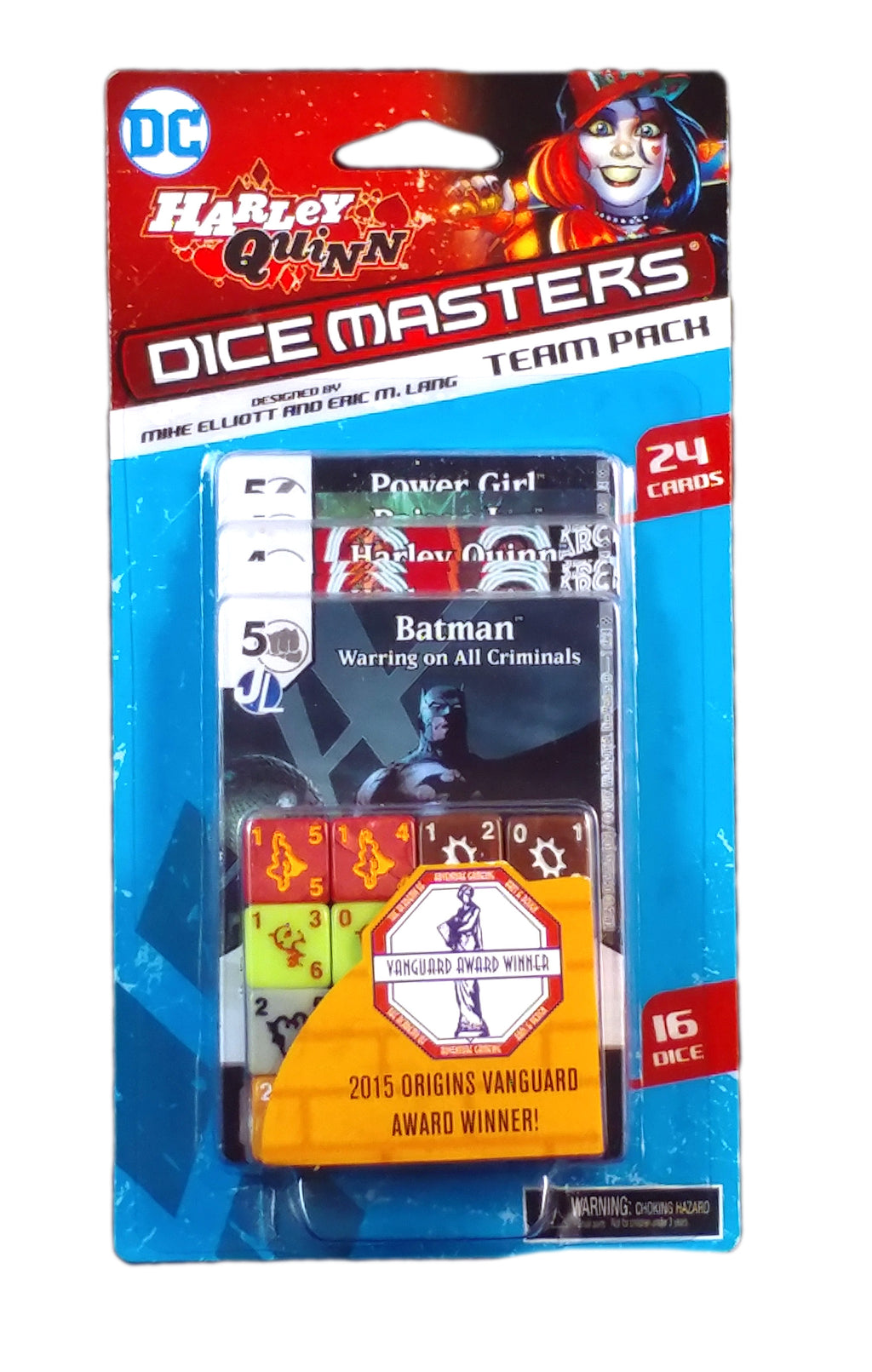 DC Dice Masters: Harley Quinn Team Pack