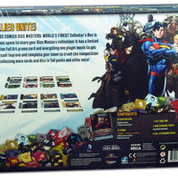 Dc Universe Dice Masters : World Finest Collector's Box
