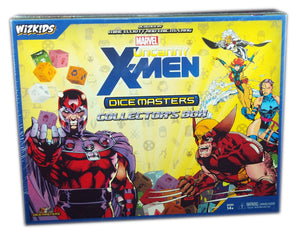 Marvel Dice Masters : The Uncanny X-Men Collector's Box