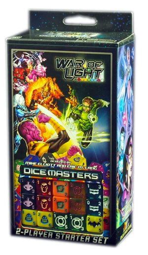 Dc Universe Dice Masters : War of Light, 2 Players Starter