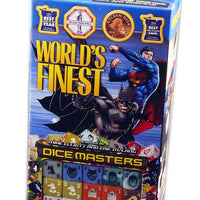 Dc Universe Dice Masters : World's Finest, 2 Players Starter