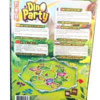 Dino Party (Multilingual)