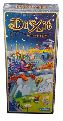 Dixit 10th Anniversary Expansion (Multilingual)