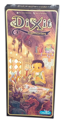 Dixit Harmonies Expansion (Multilingual)