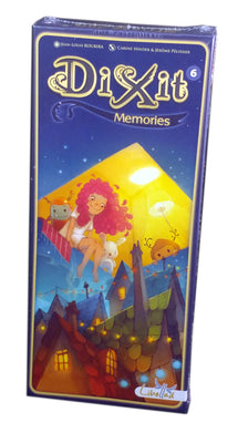 Dixit 6 Memories Expansion (Multilingual)