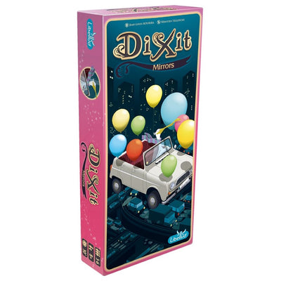 Dixit Mirrors Expansion (Multilingual)