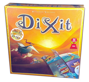 Dixit Base Game (Multilingual)