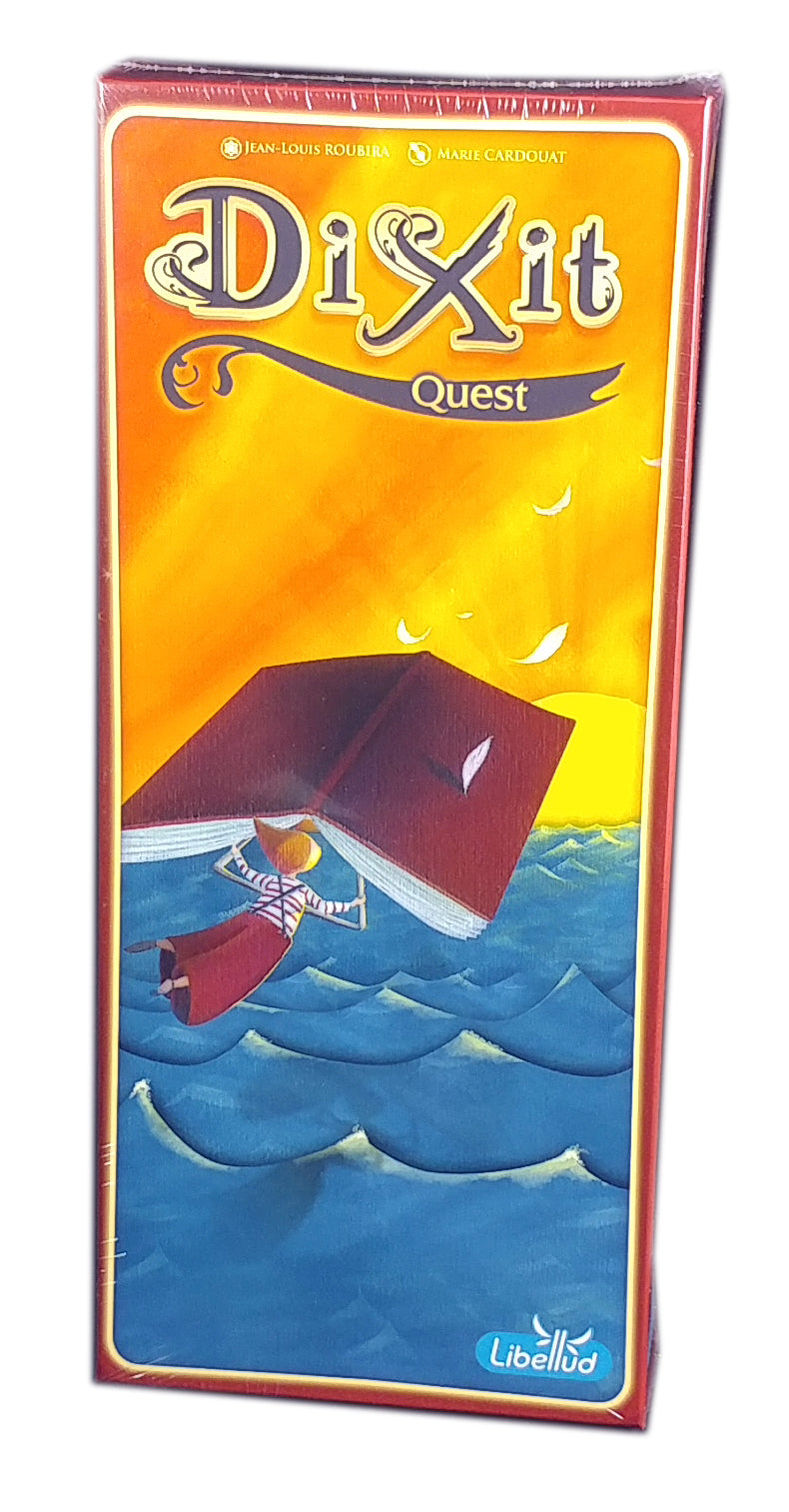 Dixit Quest Expansion (Multilingual)
