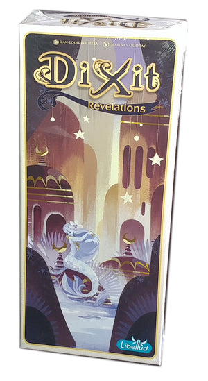 Dixit Revelations Expansion (Multilingual)