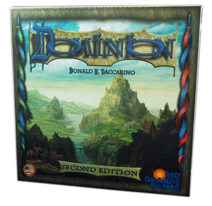 Dominion Deck Building game Second Edition