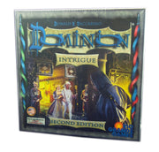 Dominion Deck Building game, Intrigue Second Edition