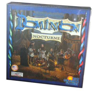 Dominion Deck Building game, Nocturne Expansion