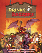 Drinks & Daggers Card Game