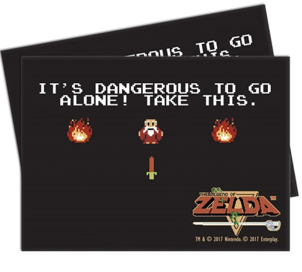 Deck Protector Standard, Legend of Zelda Dangerous (65)