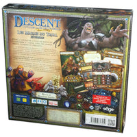 Descent, Les Marais du Troll Extension (French Edition)