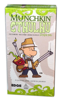 Munchkin Cthulhu (French Version)