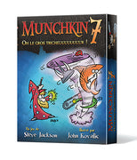 Munchkin 7 Oh le Gros Tricheuuuuuuuur! (French Édition)