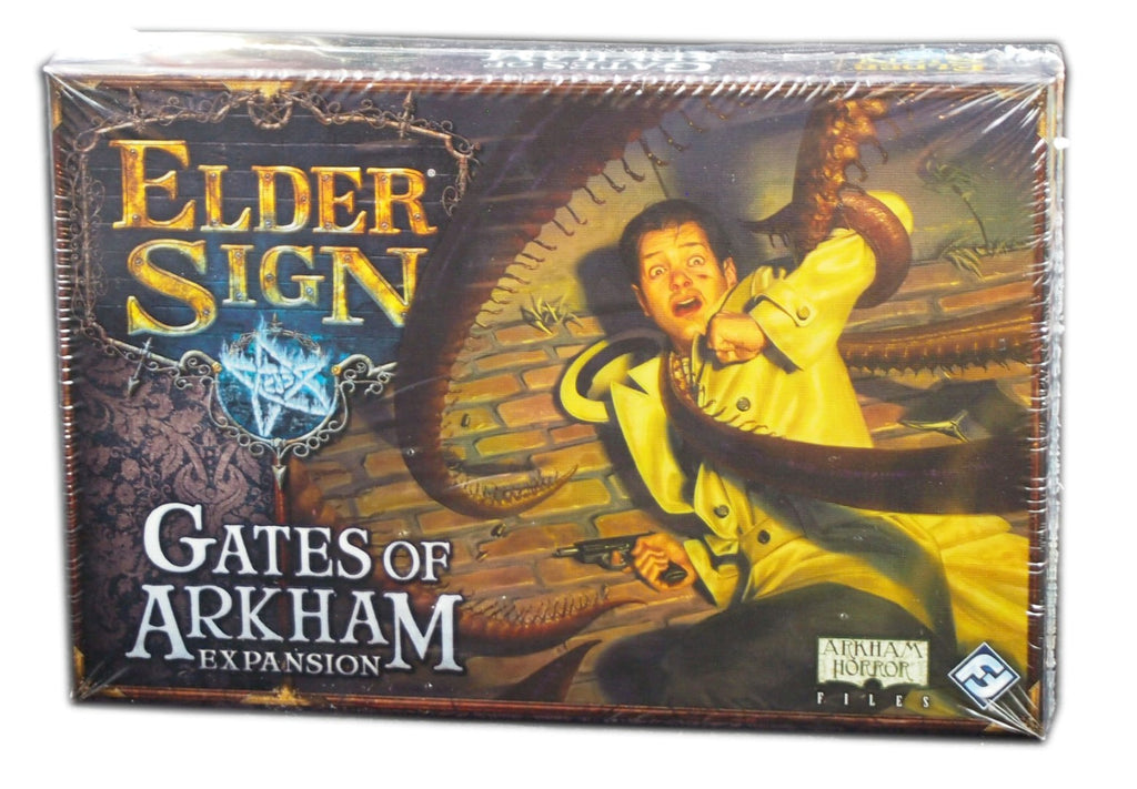 Elder Sign, Gates of Arkham Expansion