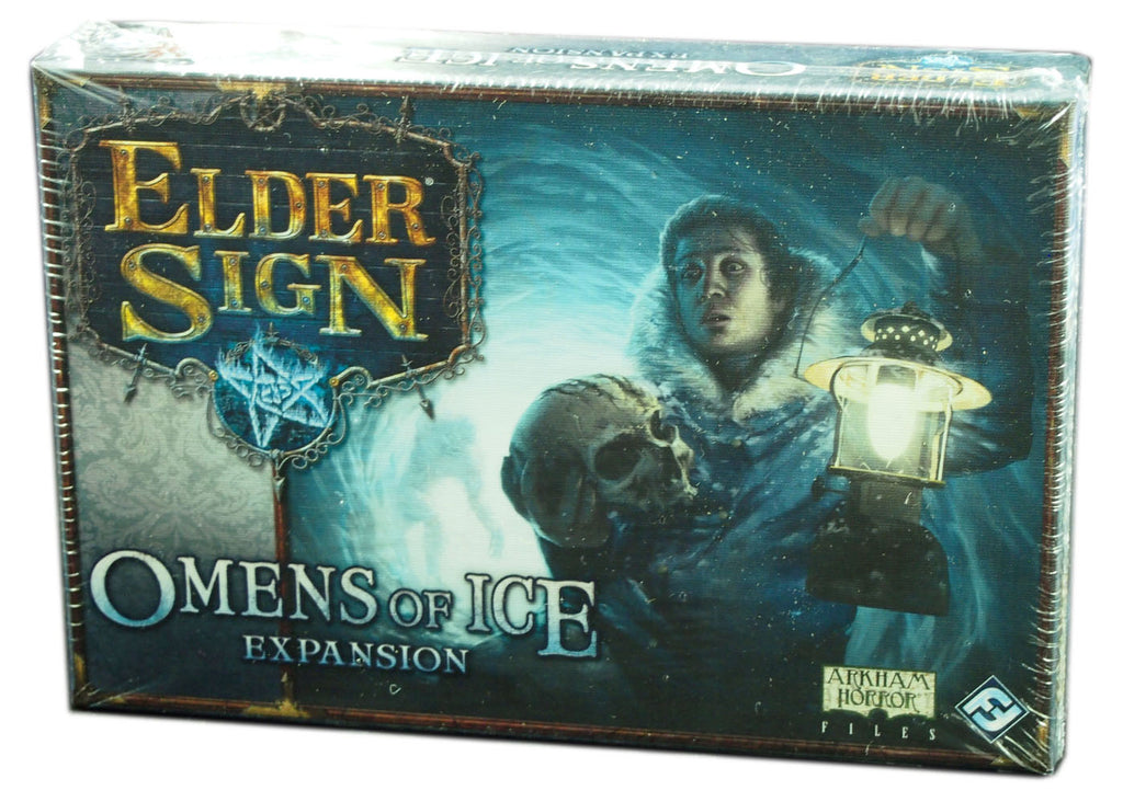 Elder Sign, Omens of Ice Expansion