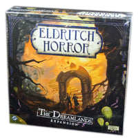 Eldritch Horror, The Dreamlands Expansion