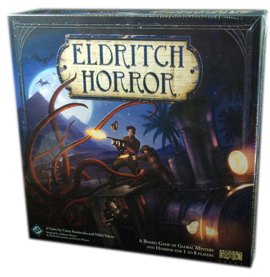 Eldritch Horror Base Game