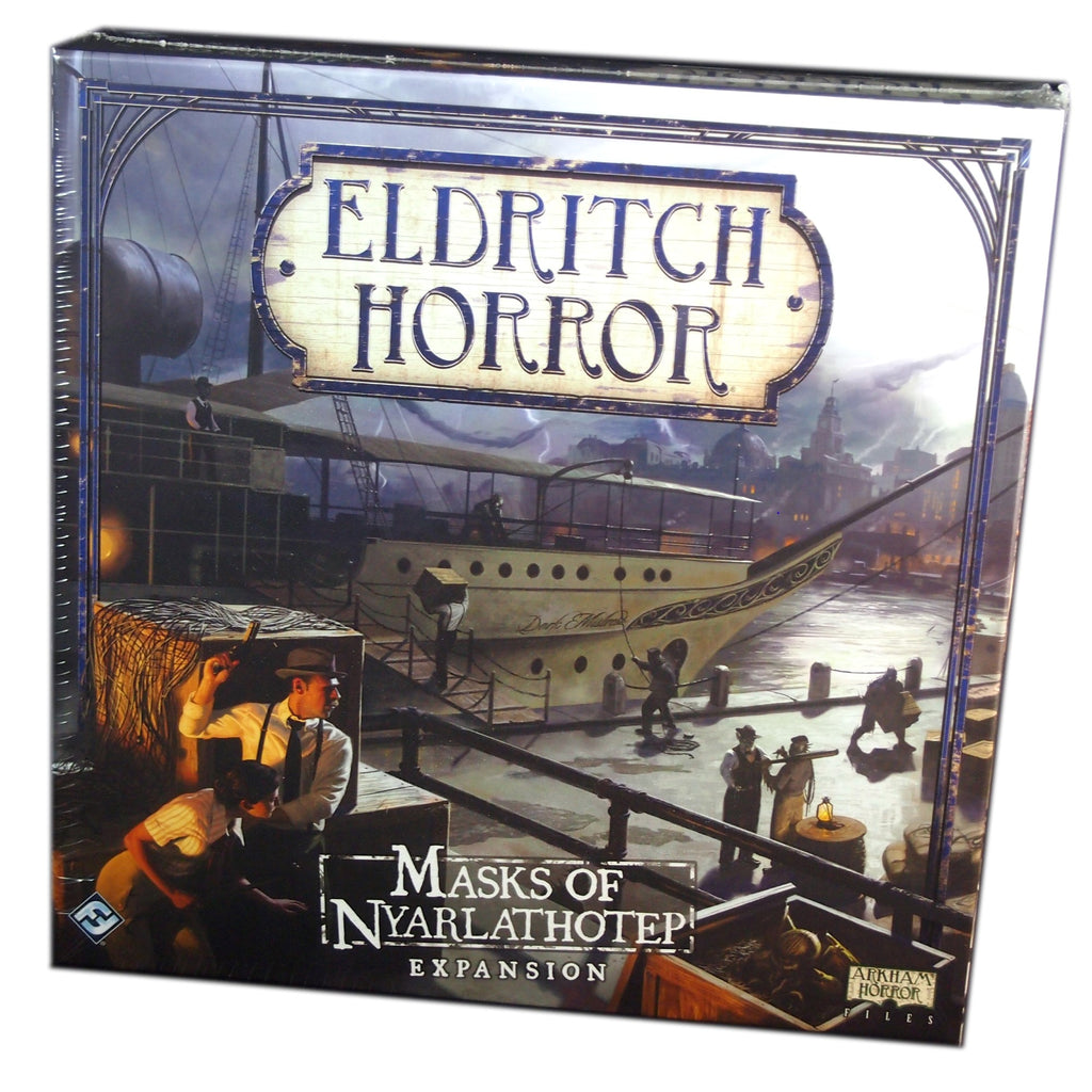 Eldritch Horror, Masks of Nyarlathotep Expansion