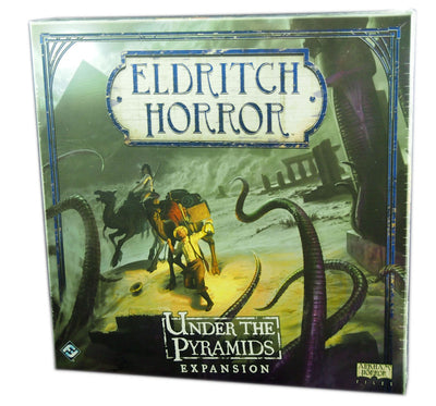 Eldritch Horror, Under the Pyramids Expansion