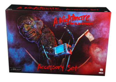 Nightmare on Elm Street, Deluxe Accessory Set