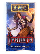 Epic Card game Tyrants, Helion's Rage Expansion