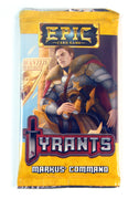 Epic Card game Tyrants, Markus' Command Expansion