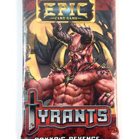 Epic Card game Tyrants, Raxxa's Revenge Expansion