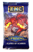 Epic Card game Uprising, Flames of Scarros Expansion