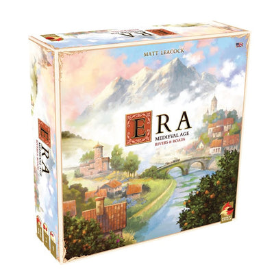 Era Medieval Age: Rivers & Roads Expansion (Multilingual)