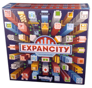 Expancity, City-Building Board Game