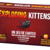Exploding Kittens (French Edition)