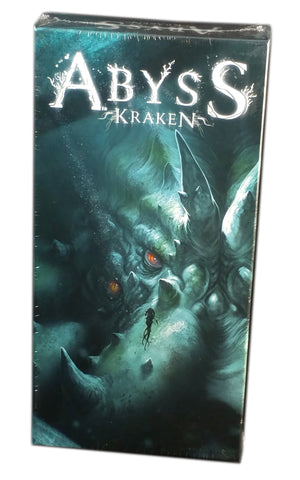 Abyss Board Game Kraken Expansion