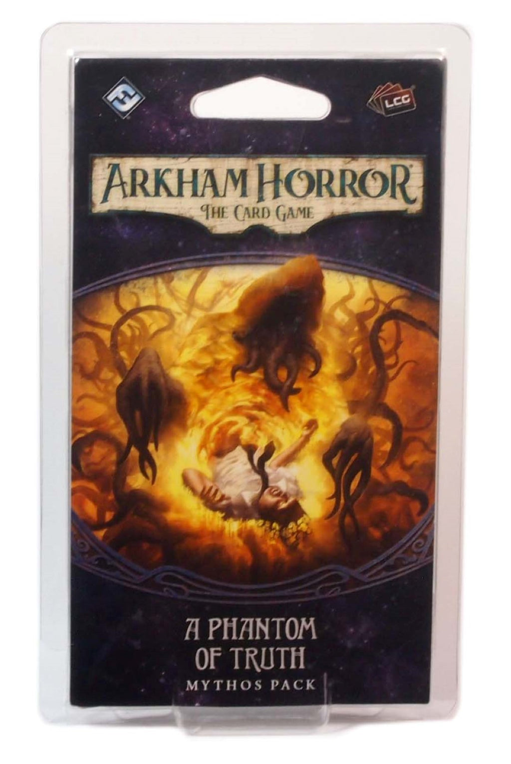 Arkham Horror LCG A Phantom of Truth Mythos Pack