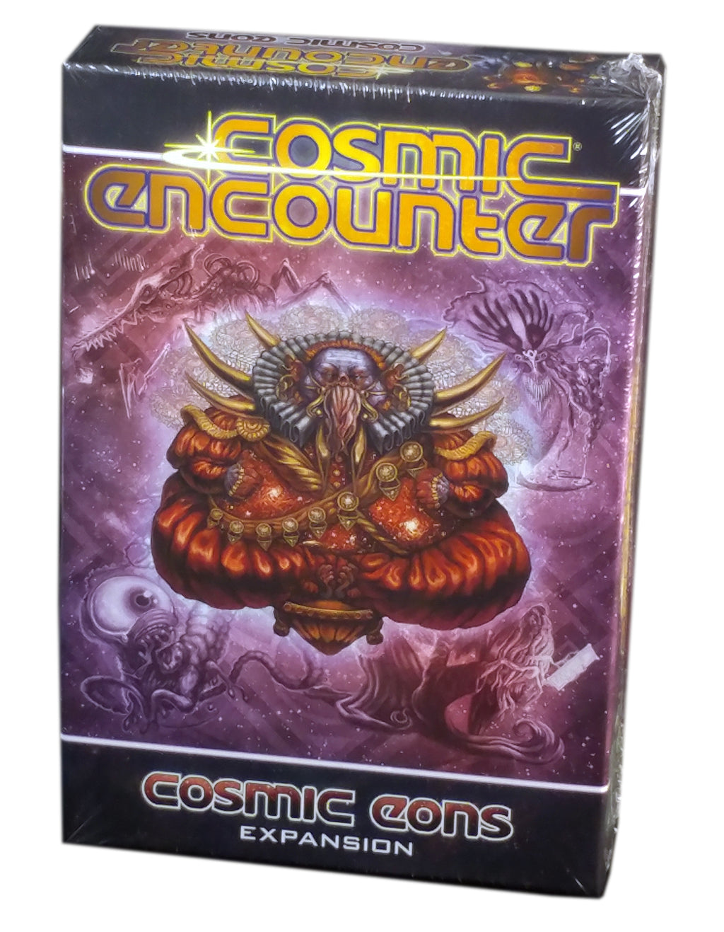 Cosmic Encounter, Cosmic Eons Expansion