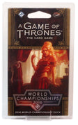 Game of Thrones, World Championships 2016 Deck