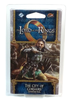 Lord of the Rings LCG, The City of Corsairs Adventure pack