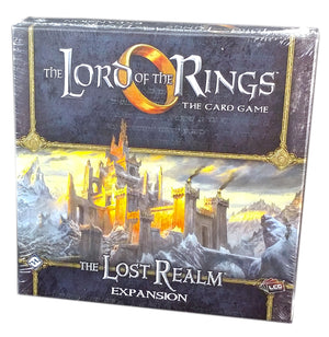 Lord of the Rings LCG, The Lost Realms Expansion
